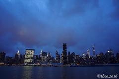 Good Evening New York!!! (999theo999) Tags: nyc newyorkcity newyork skyline photography waterfront sony bigapple mypictures nycskyline newyorkcityskyline