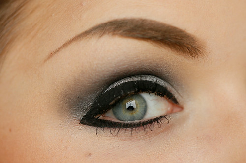 Rimmel Glam Eyes Quad Eyeshadow Exaggerate Eye Liner 24 Hr