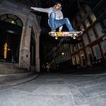 Jamal Bendriss - Stairs to Road Gap - London thumbnail