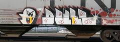 DULL, Byrd, Neenah, 28 Feb 16 (kkaf) Tags: graffiti dull byrd neenah