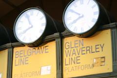 IMG_0630 (Teddy Mafia) Tags: australia melbourne line trainstation flindersstreet belgrave lilydale alamein glenwaverly