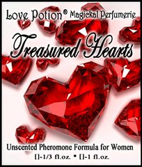 Love Potion®: Treasured Hearts ~ UNscented Pheromone Blend for Women - 1/3 Fl.oz. (10ml) (saidkam29) Tags: love hearts women blend potion treasured unscented 10ml pheromone floz