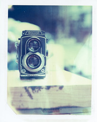 Polaroid ID-UV-001 (Jacko Chen) Tags: speed polaroid graphic görlitz co hugo meyer graflex f27 15cm primotar iduv