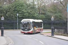 34 (Callum Colville's Lothian Buses) Tags: man bus buses volvo iron leith hybrid links lothian mader 7900 madder lothianbuses leithlinks madderandwhite madderwhite busesedinburgh lothianedinburghedinburgh buseslothianbuses bt64ljk