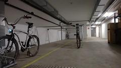 I'm in the army (office) now ... ;-) (twinni) Tags: bike keller garage beachcruiser radstnder mw1504 radkeller 15032016 radlkeller