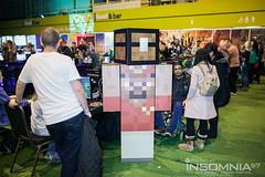 i57 - Minecraft Zone (IGFestUK) Tags: uk birmingham exhibition days nec i57 iseries multiplay photographerjameslawson day2saturday insomniagamingfestival minecraftzone copyrightjameslawson photographerwebsitewwwjameslawsoncouk insomnia57