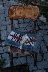 Apice Vecchia (Apice, Benevento, Italy) (IMG_0614sr) (sassolino147) Tags: ghosttown sedia apice pastelli cittàfantasma efs1755mmf28isusm apicevecchia eosm3 terremoto1962