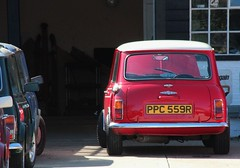 PPC 559R (Nivek.Old.Gold) Tags: cars mini 1977 1000 leyland