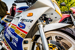 Backfire Moto 16 (jetcitygrom) Tags: seattle canon washington cafe meetup personal motorbike moto motorcycle biker ballard rider racer 61 backfire