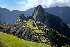 Ruins at Machu Picchu in Peru-41 5-24-15