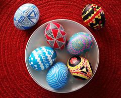 Disney Pisanki (abadonmi01) Tags: easter painted eggs wax dye technique batik pisanki wielkanoc pysanka jajka pysanky ostereier sorbian pisanka malowane lausatian