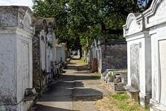 Cmentarz Lafayette nr 1 | Lafayette Cemetery No.1.