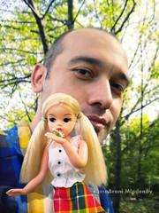 Sindy & Me (Brani's fashion dolls) Tags: nature body active pedigree sindy sindydolls 80sdolls