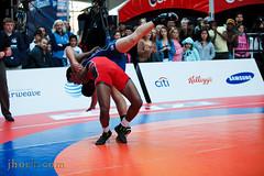 2016.04.27_100DaysToRio_0170 (justinhoch) Tags: newyorkcity unitedstates timessquare olympics teamusa usolympicteam unitedstatesolympicteam roadtorio 100daysout 100daystorio
