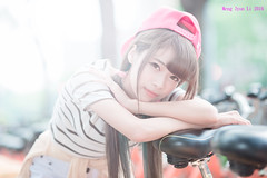 (sm27077316) Tags: boy me girl cat canon li iso 135 meng   430    6d    1635                   jyun              youbike