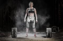mujer crossfit concentrad (noor.khan.alam) Tags: mujer spain espalda deporte fitness gym gimnasio olimpiadas tatuaje atletismo powerlifting msculos pesas olmpico fuerza culturismo femenina sentidas crossfit halterofilia