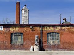 of Canada (geowelch) Tags: carwash etobicoke urbanfragments carvacuum commercialbuildings olympusomdem5 panasoniclumixvario1445mm