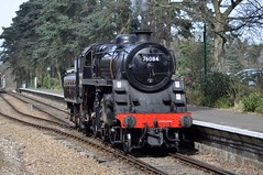 76084 (robert55012) Tags: england north norfolk railway holt nnr 76084