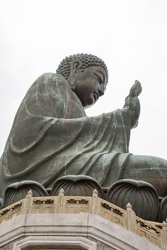 Big Buddha Lantau Hong Kong-21