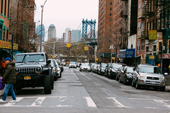 Lower Manhatten (mikemo402) Tags: new york city nyc bridge manhatten