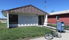 Post Office 68870 (Riverdale, Nebraska) (courthouselover) Tags: nebraska ne postoffices riverdale buffalocounty