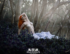 Prometheus's Daughter (Maximus Marketable) Tags: light portrait woman cold color sexy love beautiful beauty lady photoshop canon nude creativity photography natural body expression vibrant magic fineart surreal style naturallight redhead explore exotic human fantasy topless romantic flowing concept lovely elegant conceptual capture retouch tones magical seductive nymph mythology bohemian tranquil tutorial supernatural highfashion evocative complimentarycolours conceptualphotography colorgrading etherel