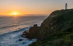 Sunset at Cape Schanck (Derek Midgley) Tags: sunset lighthouse australia victoria capeschanck dsc032442