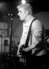 Rob B&W - Patent Pending, Manchester 16/4/16 (diedintragedy) Tags: blackandwhite music white black manchester drums concert punk bass guitar live gig longisland vocalist colourless poppunk patentpending clubacademy manchestermusic manchestergigs newyorkband marckantor joeragosta anthonymingoia robfelicetti coreydevincenzo