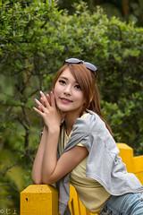 IMG_7960- (monkeyvista) Tags: show girls portrait cute sexy beautiful beauty canon asian photo women asia pretty shoot asians gorgeous models adorable images cutie full frame kawaii oriental   sg glamor  6d     gilrs   flh