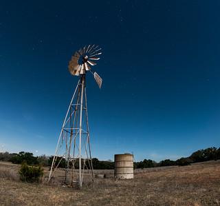 Moonlit Windmill 2016