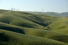 Brushy Peak Windmills (jeffmgrandy) Tags: landscape hiking windmills hills livermore altamont brushy