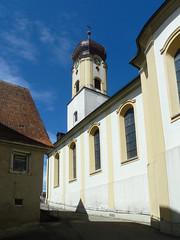 Parish Church in Sigmaringen (Igor Sorokin) Tags: street travel church parish germany europe badenwrttemberg sigmaringen