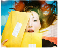 Tax Day (Auteurian) Tags: portrait selfportrait female asian taxes taxday taxdeadline