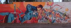 nvjsome  Rauluriasz (BE'N 59) Tags: en streetart blanco sanmigueldeallende mexique muros