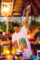 Edith's, Cabo San Lucas, Mexico (Thomas Hawk) Tags: vacation coffee mexico fire restaurant cabo fav50 bajacalifornia baja edith cabosanlucas loscabos mexicancoffee fav10 fav25 ediths