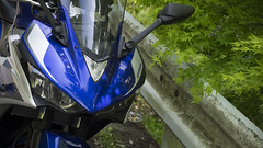 Spring (rio_tc) Tags: japan olympus motorcycle yamaha pro saitama f28 em1 1240mm yzfr25
