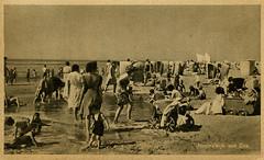 1051 - PC Noordwijk ZH (Steenvoorde Leen - 2.1 ml views) Tags: history strand boulevard postcards noordwijk kust ansichtkaart noordwijkaanzee badplaats oldcards oudnoordwijk