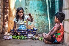 ( ()  ) (VENGAT SIVA) Tags: childhood rural village traditional streetphotography games childrens tamil tamilnadu roi streetplay aattam rootsofindia aadukalam