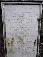 New Orleans - Von Hofen Family (Drriss & Marrionn) Tags: usa cemetery grave graveyard concrete outdoor neworleans headstone tomb graves funeral mausoleum granite sarcophagus burial marble tombs lafayettecemetery deceased gravefield vaults crypts neworleansla marblestone