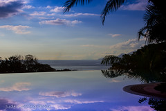 Infinity (judethedude73) Tags: blue sea sky reflection water pool st wow skies caribbean nevis kitts