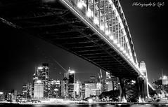 Sydney Harbour Bridge (All types of Photography by CJC) Tags: bridge harbour sydney sydneyharbour sydneyharbourbridge