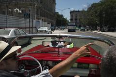 Kuba Havanna Cabriofahrt (Ruggero Rdiger) Tags: cuba havanna kuba lahabana 2016 besichtigung citystadt rdigerherbst
