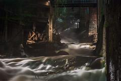 DSC_0523_1280 (Vrakpundare) Tags: gteborg nightshot sweden gothenburg sverige mlndal forss vstkusten flowingwater strm kvarnbyn industrilandskap henryblom vrakpundare