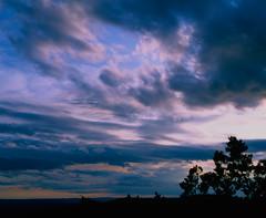 Clouds Before Sunset, Balcones Canyonlands Wildlife Preserve, Texas (nsandin88) Tags: park sunset wild sky color 120 mamiya film nature clouds mediumformat texas fuji natural velvia canyonlands epson fujifilm exploration preserve e6 manualfocus balcones rz67 velvia50 fujivelvia mamiyarz67 developedathome v850