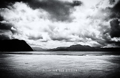Mysterious Funauki Bay (Exper!ence it) Tags: sea mountains nature clouds river islands mysterious iriomote  walkingbwblackandwhite