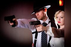 Guns Blasting (A Gun & A Girl.) Tags: girls muscles blood arms guns hotgirls sexygirls girlswithguns shootingguns gettingshot gunshotwounds hotguns girlsshootingguns girlsgettingshotwithaguns