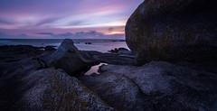 Sunset at Piriac (Korantin.B) Tags: sunset food nature photo reflex nikon photographie tokina tokina1116