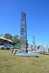 DSC_0046 (LoxPix2) Tags: boat sailing brisbane catamaran lox aclass no755 loxpix boyermarkiv