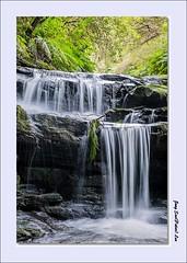 Autumn Waterfall (jongsoolee5610) Tags: autumn waterfall sydney australia bluemountains