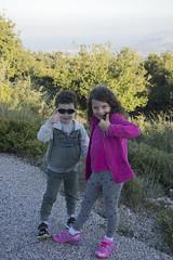 Yey! (Dan_lazar) Tags: trip family mountain dan kids israel zimmer north kineret  noa yoav passover     miron  sigal  lazar